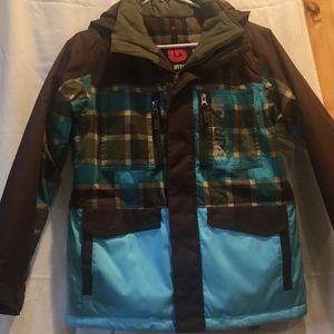 Burton Boarding Jacket Child M Adult Women XS
